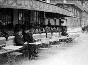 La Closerie in the 30's
