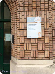 Institut Curie - 10 rue Vauquelin - Paris 5