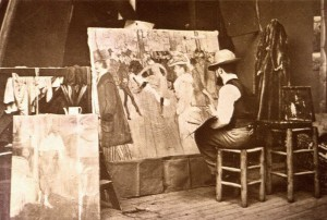 Henri de Toulouse-Lautrec (1884-1901)