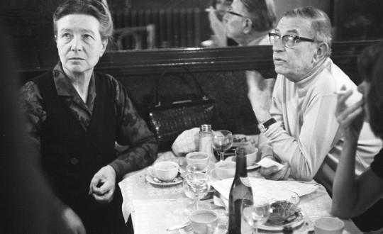 Sartre et Beauvoir