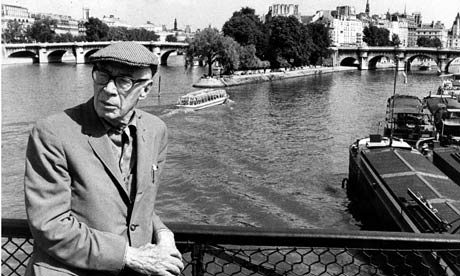 Henry Miller in Paris