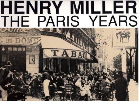 Miller au Dôme - pariscover
