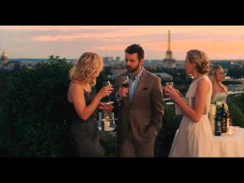 Cocktail avec arrière plan Tour Eiffel0