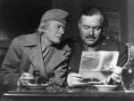 Hemingway and Gertrude Stein
