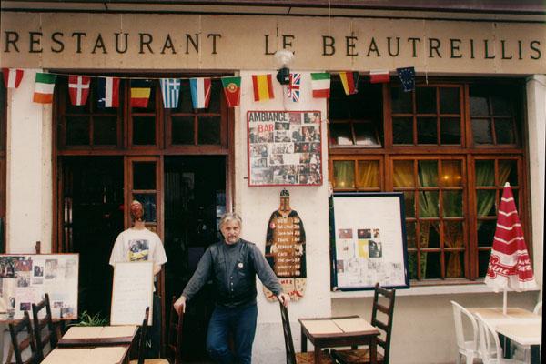 Restaurant Le Beautreillis