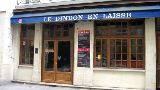 Le Dindon en Laisse - Paris 4