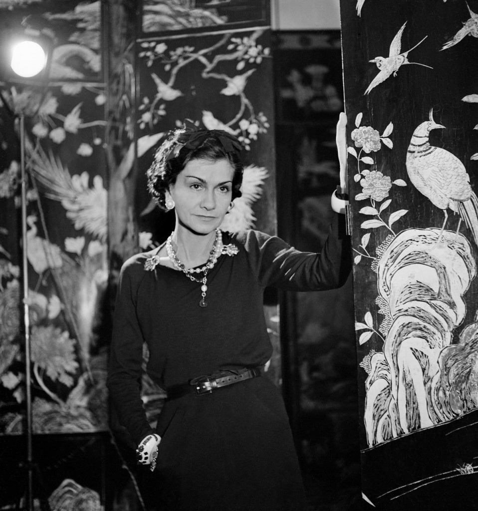 Coco Chanel in 1960