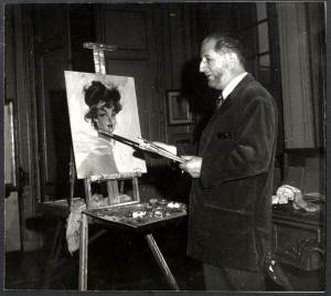 Jean Gabriel Domergue - Photo