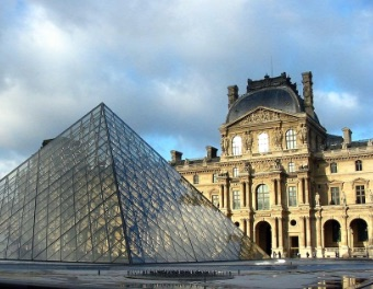 Le Louvre and the Tuileries