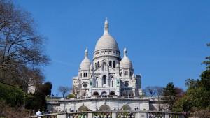 Montmartre and the Sacré Coeur