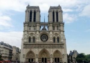 La Cité and Notre Dame