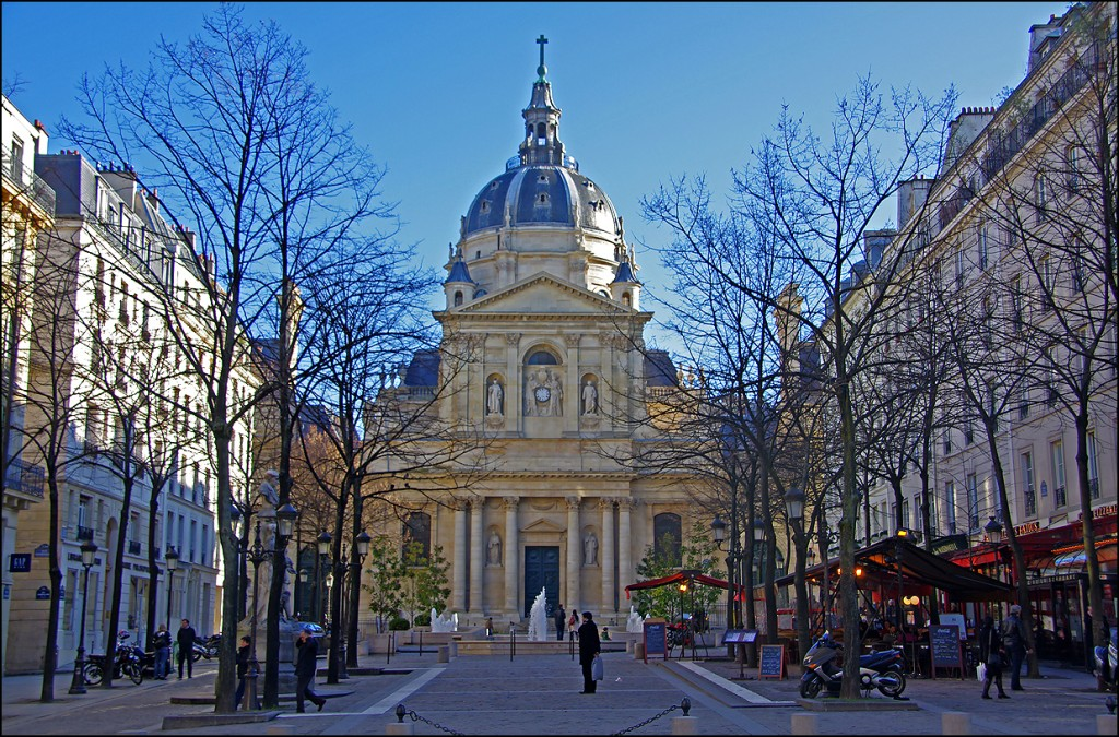 The Latin Quarter and the Sorbonne