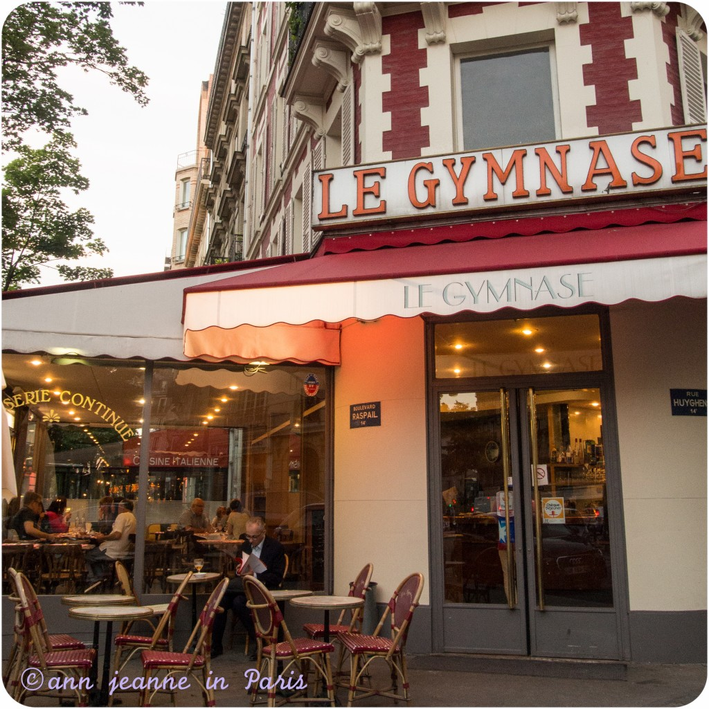 Café Le Gymnase