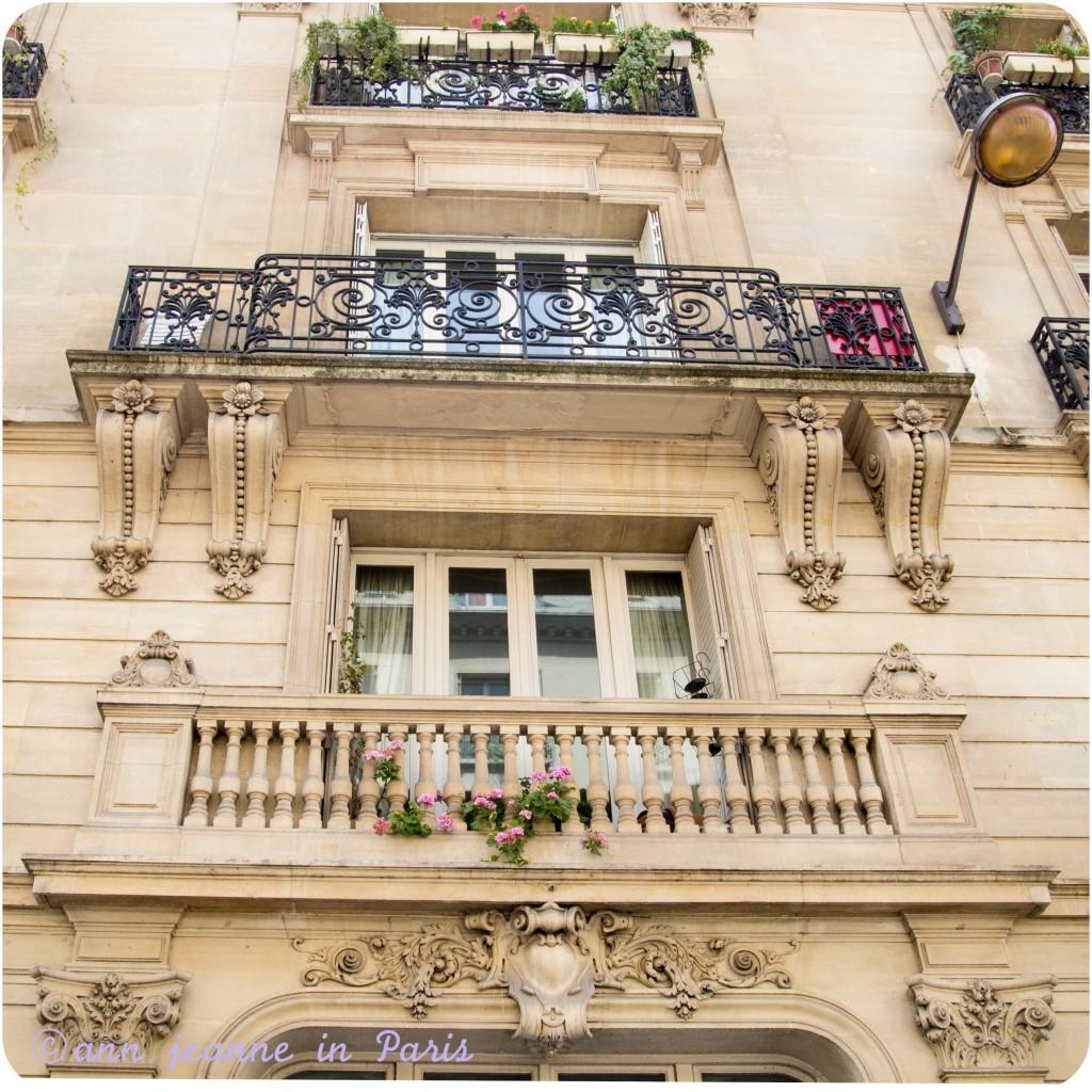 Montparnasse - Facade