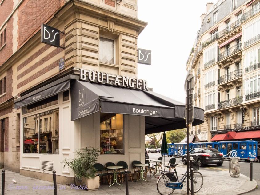 Bakery, rue Lagrange