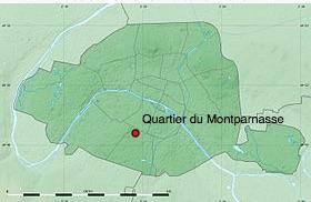 Situation de Montparnasse ds Paris.09