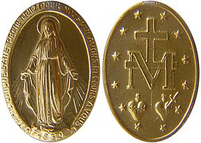 290px-Miraculous_medal