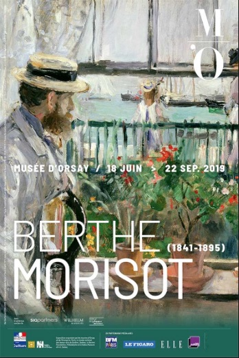 Affiche exposition - Musée Orsay
