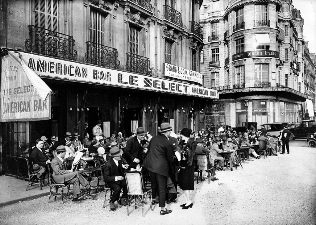 Montparnasse The Lost Generation And The Roaring 20s