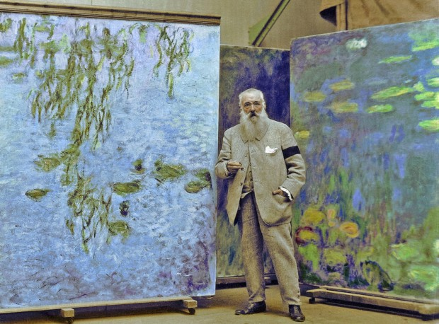 Claude Monet Water Lilies Series http://www.tuttartpitturasculturapoesiamusica.com