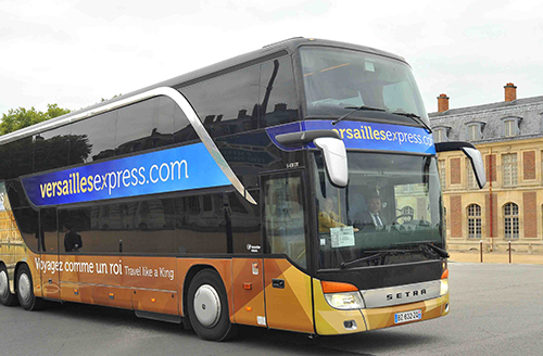 Coach versailles express