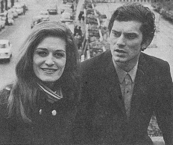 Dalida and Luigi tenco