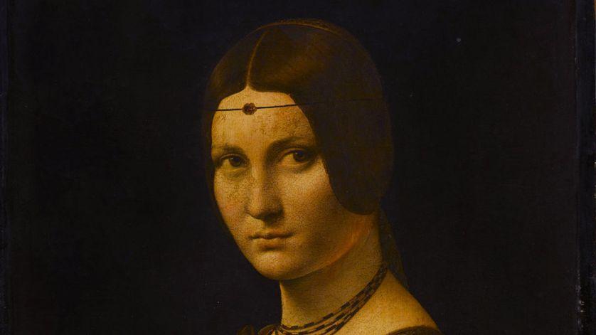 La belle ferronière - 1495-1497 - leonarddevinci