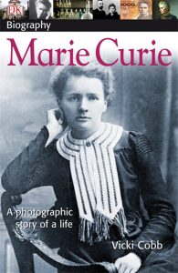 Livre - Marie-Curie