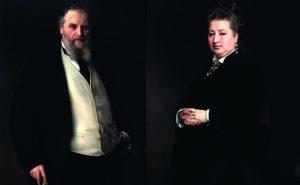 Marguerite et Aristide Boucicaut