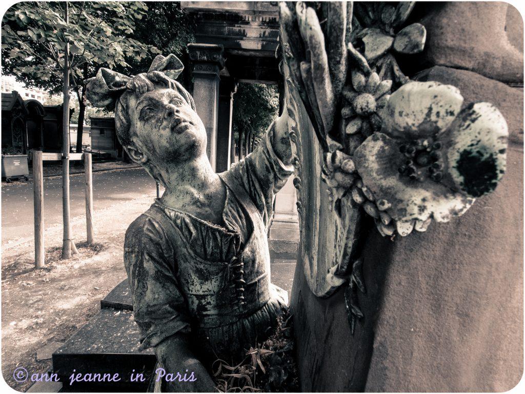 Auguste Bartholdi's grave