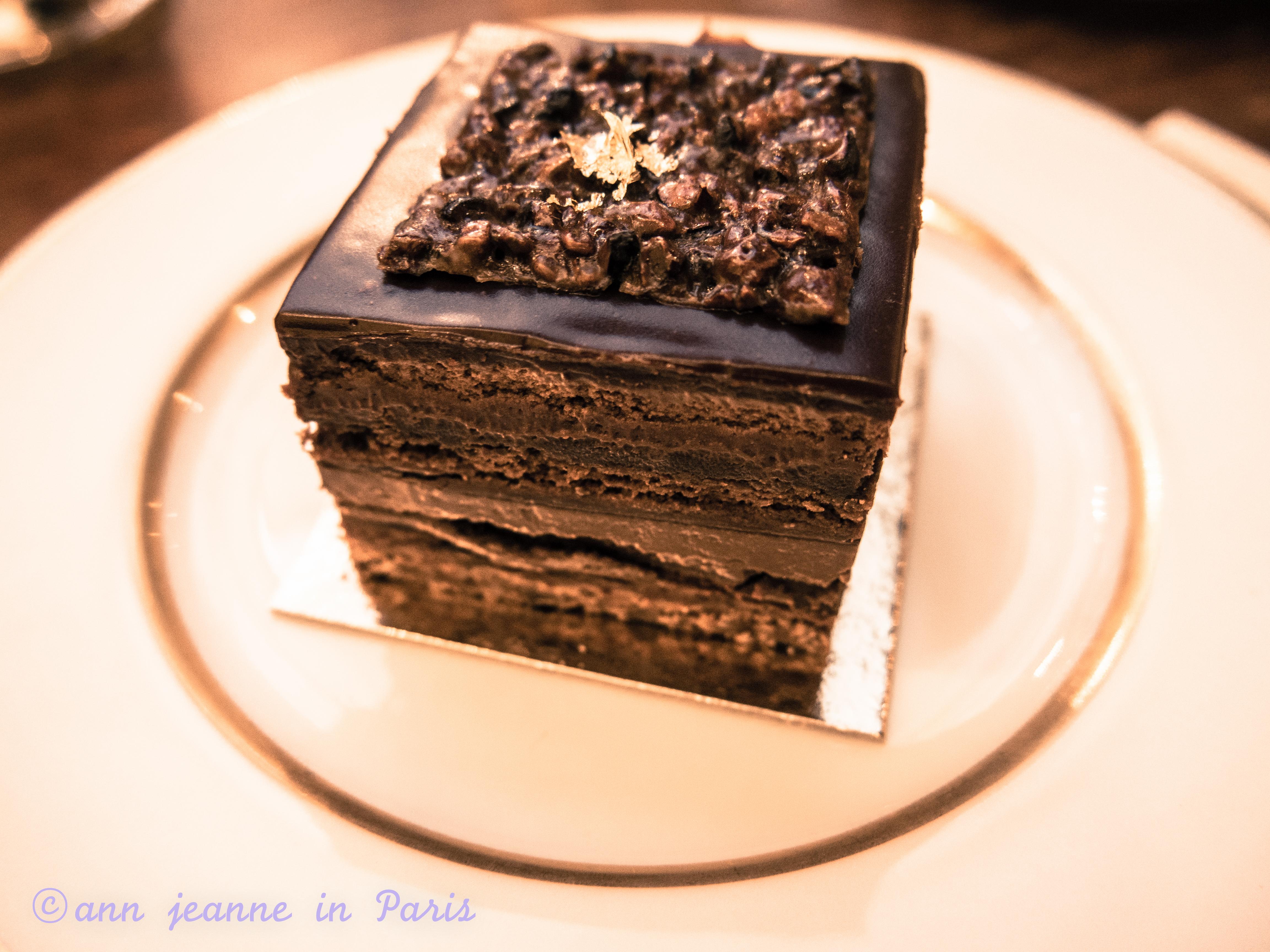 Ladurée pastry