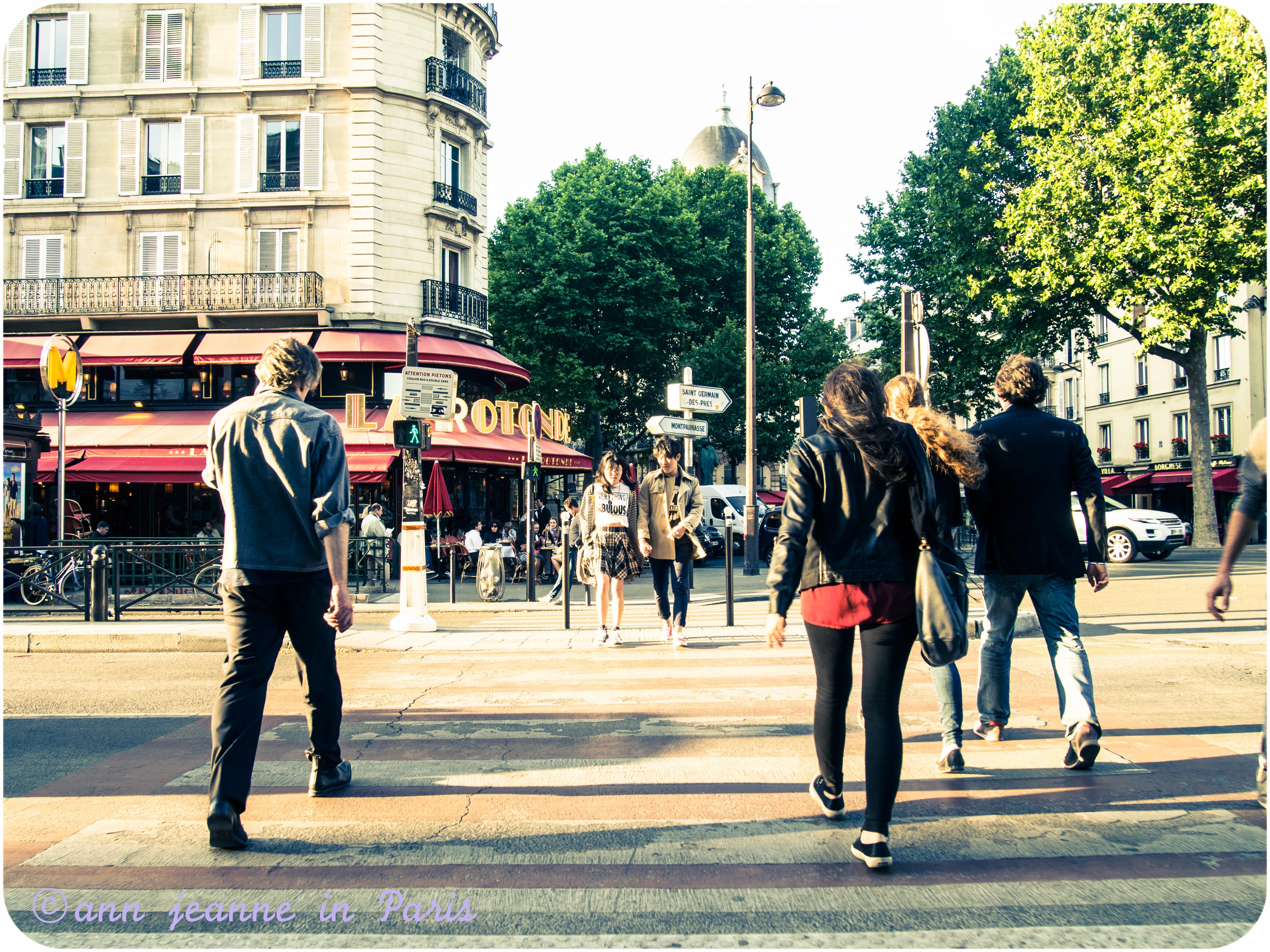 Boulevard Montparnasse