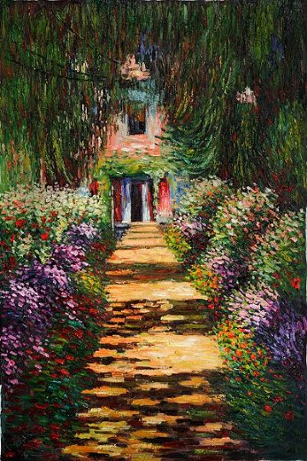 Path at Giverny