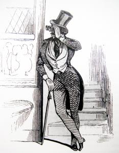paul-gavarni-le-flaneur-1842