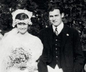 Wedding Hadley et Hemingway