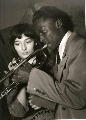 Juliette Greco and Miles Davis ©J.P. Charbonnier