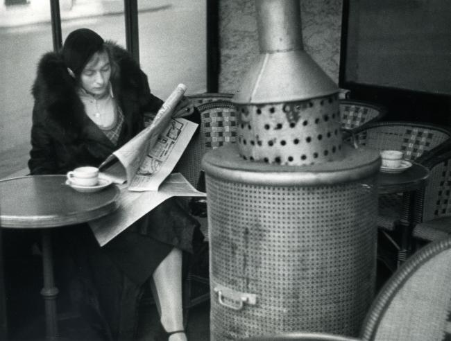 kertesz-Le Dome 1928