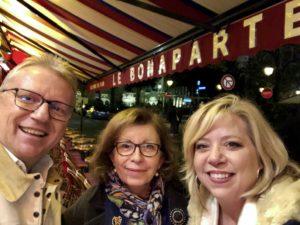 Le Bonaparte cafe