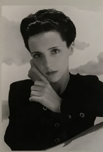 Eve Curie-Labouisse in 1938