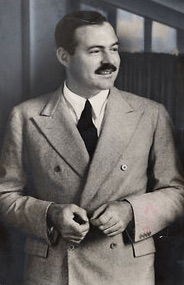 Ernest Hemingway, around 1937 - Capture d'écran 2015-01-21 à 04.43.42