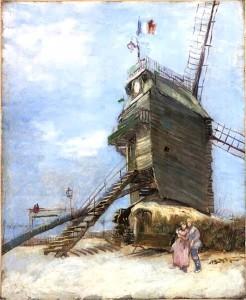 Le Moulin de la Galette (1886)