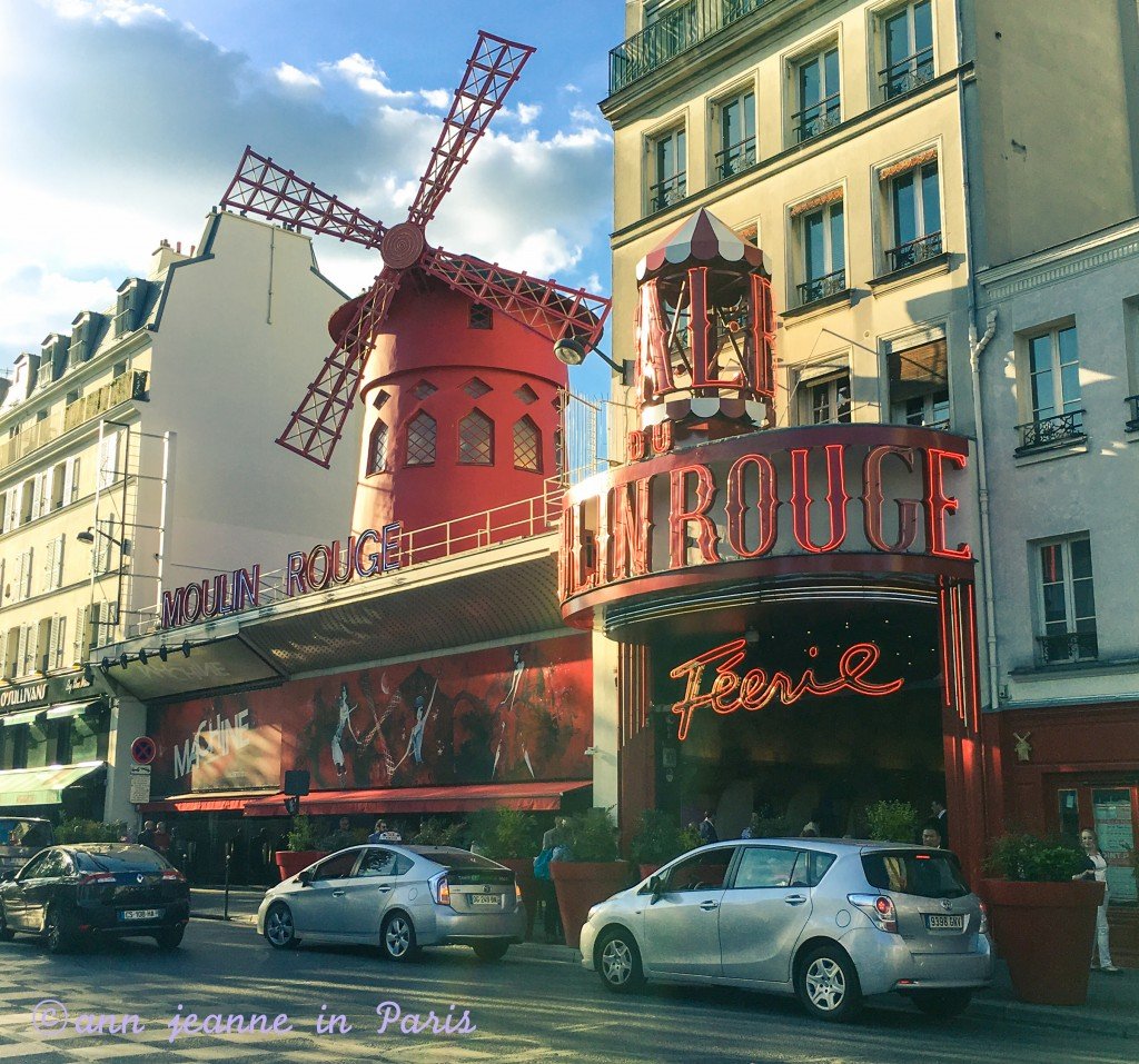 The Moulin Rouge in 2016