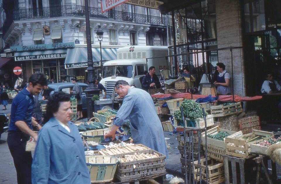 Les Halles - 1960