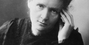 Marie Skłodowska-Curie © CreativeCommons