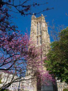 Saint Jacques Tower