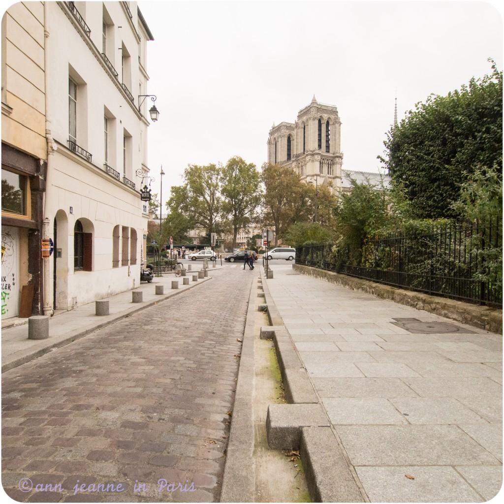 Rue Saint Julien le Pauvre