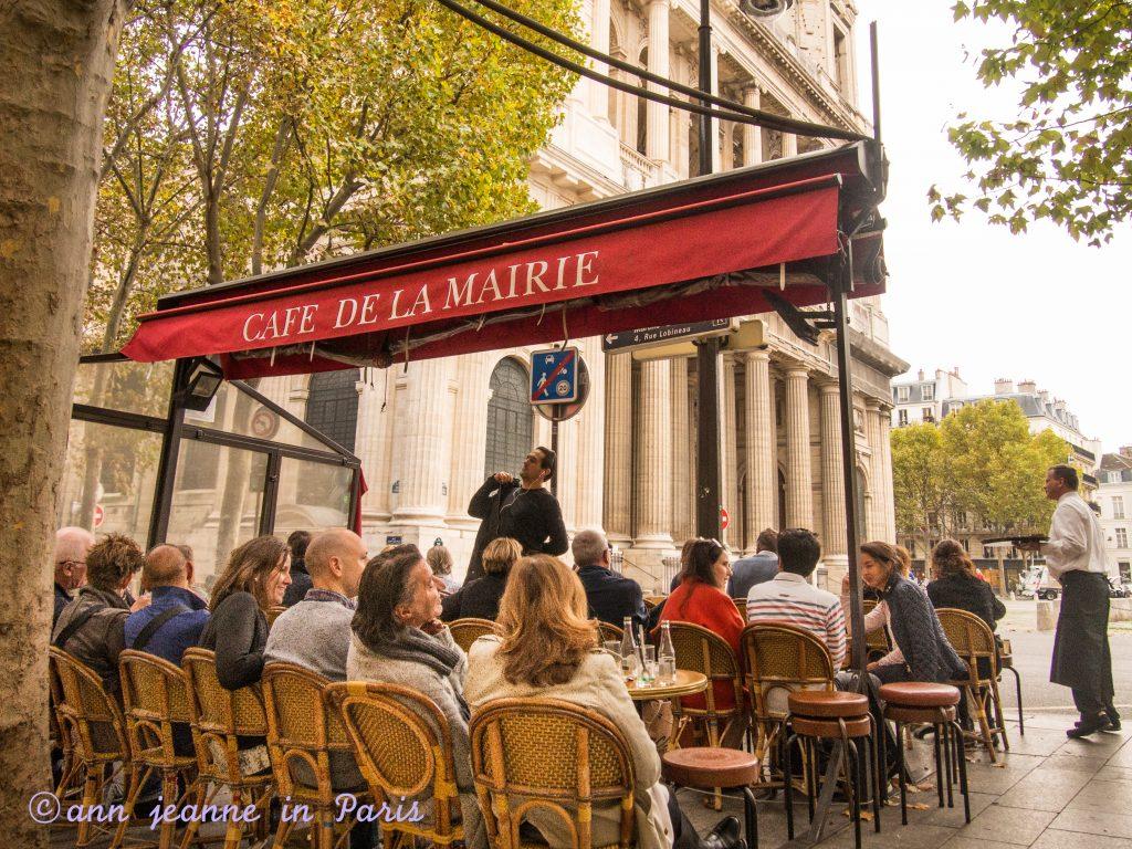 Café de La Mairie - Place Saint Sulpice