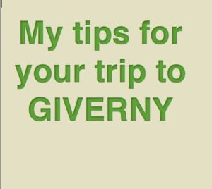 Petite affice My tips for your trip
