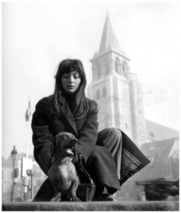 Juliette Greco - 1948 ©Robert Doisneau