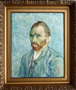 Self portrait - Vincent Van Gogh